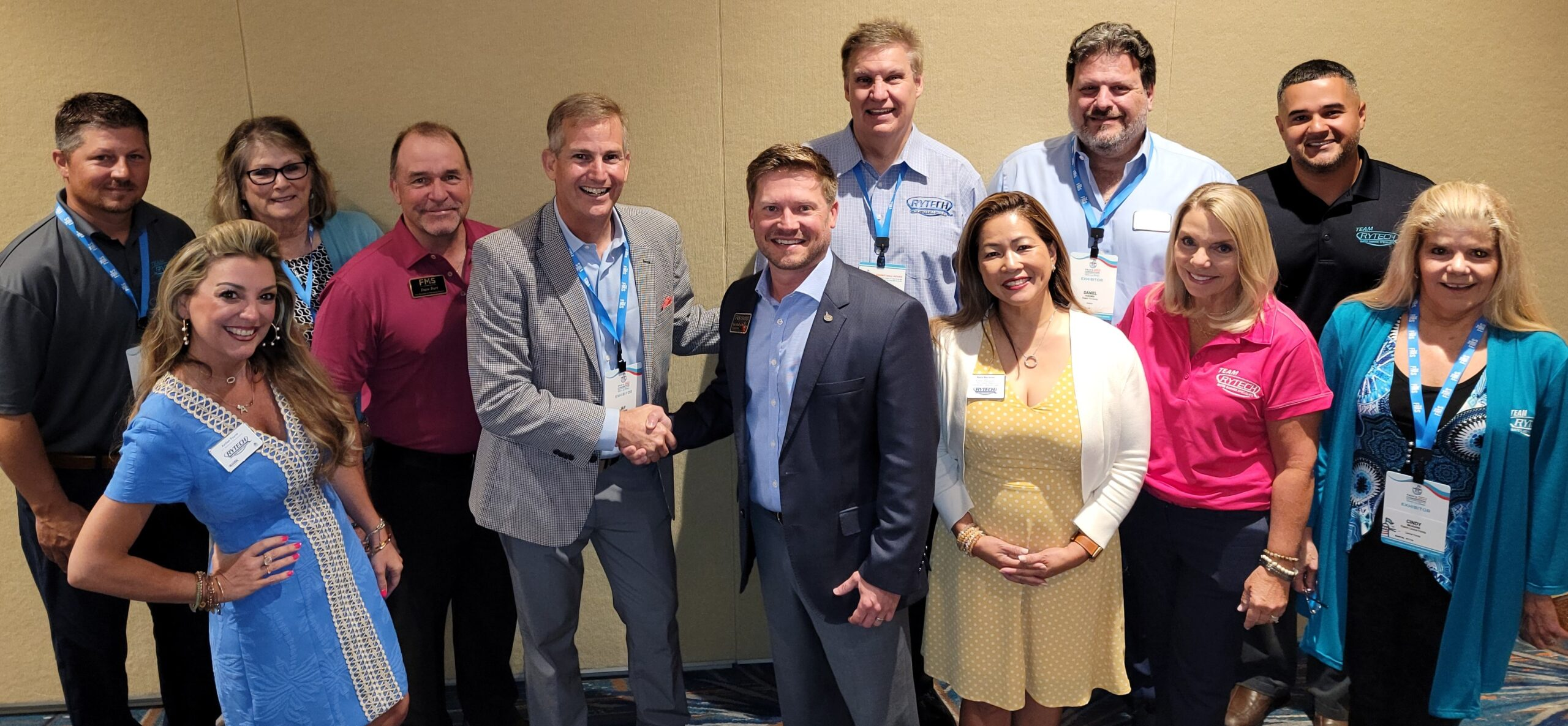 You are currently viewing FAIA Convention—Rytech Meets with its'  Florida Partner!