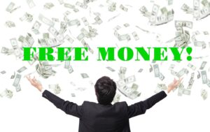 Read more about the article CONSUMER CORNER—Free Money!