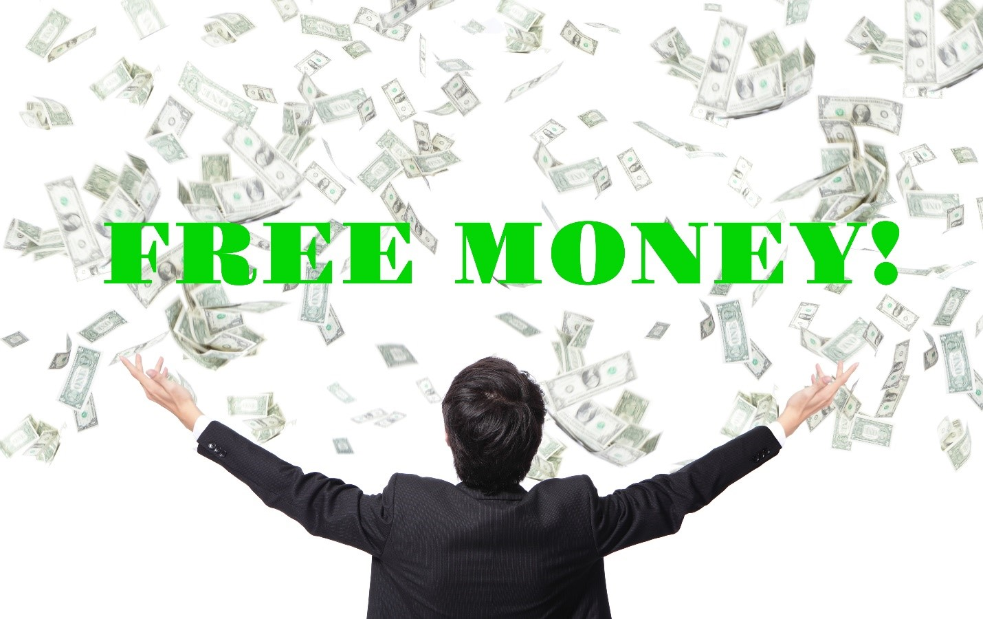 You are currently viewing CONSUMER CORNER—Free Money!