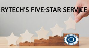 Read more about the article Rytech—Five-Star Feedback!